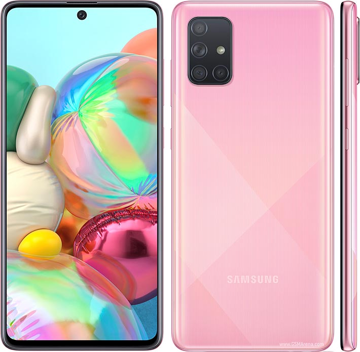 Samsung Galaxy A71 Spec & Price in South Africa