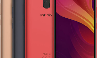 Infinix Note 5 Stylus Spec & Price in South Africa