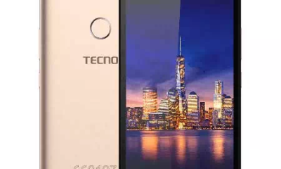 Tecno WX4 Spec & Price in South Africa