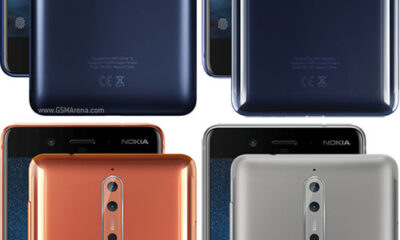 Nokia 8 Spec & Price in South Africa