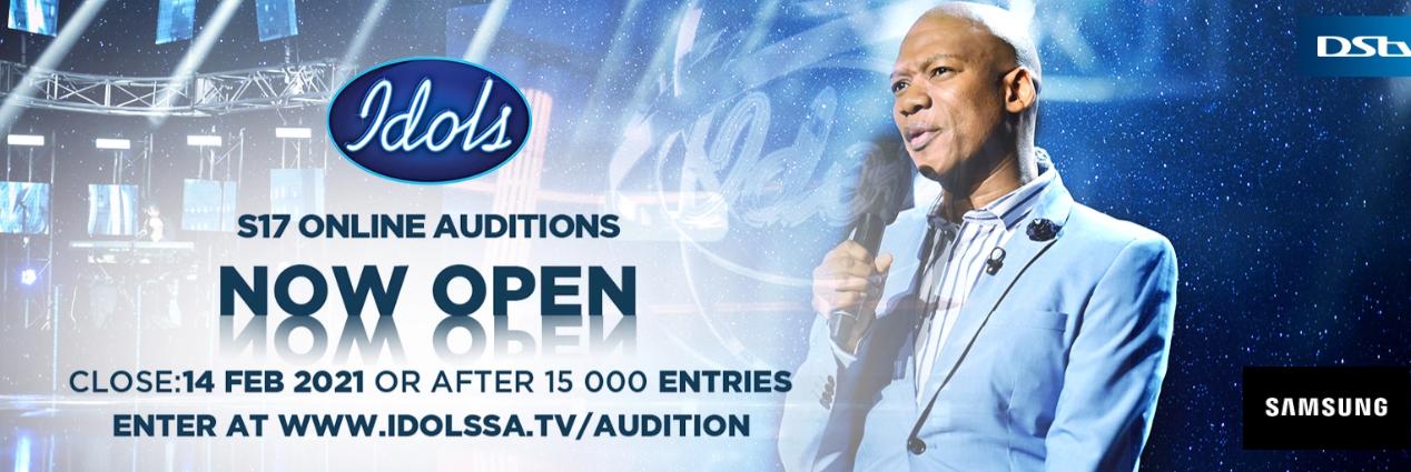 Idol SA Online Audition
