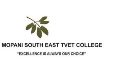 List of Courses Offered at Mopani South East TVET College